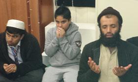 آئرلینڈ: فرخ وسیم بٹ کے سسر کے ایصال ثواب کے لئے قرآن خوانی