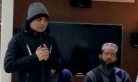 جرمنی: مرزا صغیر احمد کے گھر پر محفل میلاد مصطفی (ص)