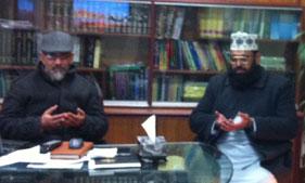پاکستان: علامہ حافظ عبدالسعید کے بھائی کی وفات پر اظہار تعزیت