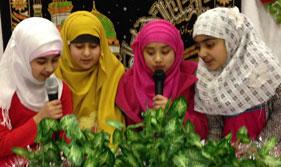 UK: Spiritual gathering held by MQI Nelson