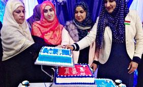UK: MQI (Bradford) holds Milad ceremony for children