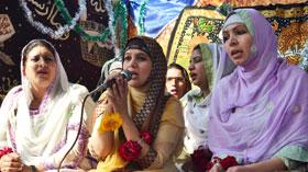 منہاج ماڈل سکول بنگش کالونی میں محفل میلاد کا انعقاد