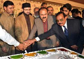 لاہور: منہاج یونیورسٹی کے زیراہتمام قائد ڈے تقریب کا انعقاد