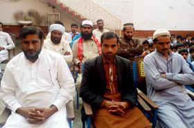 لودہراں: پاکستان عوامی تحریک کے زیراہتمام ورکرز کنونشن کا انعقاد