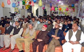 پاکپتن شریف: تحریک منہاج القرآن کے زیراہتمام قائد ڈے تقریب