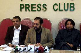 موجودہ حکومت کی تشکیل میں دہشت گردوں کا حصہ ہے: ڈاکٹر رحیق عباسی