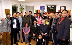 فرینکفرٹ (جرمنی) : ڈاکٹر طاہرالقادری کے 64 ویں یوم پیدائش کے موقع پر پروقار تقریب کا انعقاد