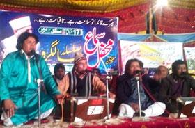 ڈسکہ: تحریک منہاج القرآن کے زیراہتمام قائد ڈے تقریب