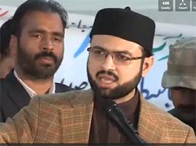 Dr. Hasan Mohi-ud-Din Qadri's Speech on Quaid Day 2015