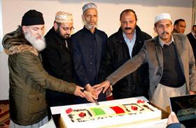 اٹلی: شیخ الاسلام ڈاکٹر محمد طاہرالقادری کے یوم پیدائش پر دعائیہ تقریب کا انعقاد