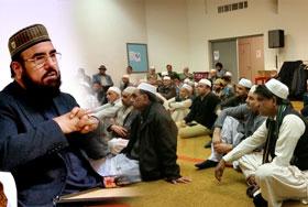 ہالینڈ: منہاج القرآن انٹرنیشنل دی ہیگ کے زیراہتمام محفل علم وذکر اور عرس غوث پاک