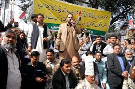 حکمران نجکاری کے نام پر قومی اداروں کی لوٹ سیل لگانا چاہتے ہیں: ڈاکٹر رحیق عباسی