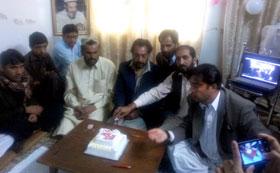 کوئٹہ: منہاج القرآن کے زیراہتمام ڈاکٹر طاہرالقادری کے 64ویں یوم پیدائش کے موقع پر دعائیہ تقریب