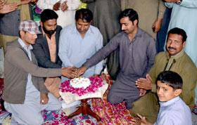گڑھاموڑ: پاکستان عوامی تحریک کے زیراہتمام قائد ڈے کی تقریب