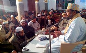 دولتالہ: تحریک منہاج القرآن کے زیراہتمام عظیم الشان محفل میلاد مصطفیٰ (ص)