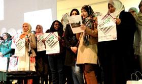 سپین: ناظمہ منہاج القرآن ویمن لیگ کا بارسلونا یونیورسٹی میں سیمینار سے خطاب