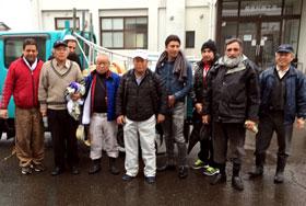 جاپان: منہاج القرآن انٹرنیشنل کا جاپانی کمیونٹی سے اظہار یکجہتی کے لیے صفائی مہم کا انعقاد