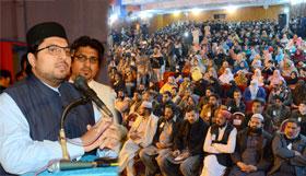 Gujranwala: Dr Hussain Mohi-ud-Din Qadri hails Supreme Court for its stance on LG polls
