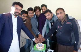 جہلم: پاکستان عوامی تحریک یوتھ ونگ کا تنظیمی اجلاس