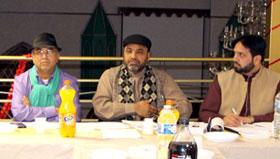 پیرس: پاکستان عوامی تحریک فرانس کا اجلاس، ''تقریب حلف برداری'' 15 مارچ کو ہوگی