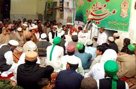 ڈیرہ بگٹی (بلوچستان): تحریک منہاج القرآن کے زیراہتمام ''میلاد مصطفی (ص)'' کانفرنس