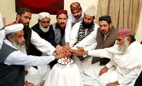 ڈیرہ بگٹی (بلوچستان): تحریک منہاج القرآن کے زیراہتمام قائد ڈے تقریب