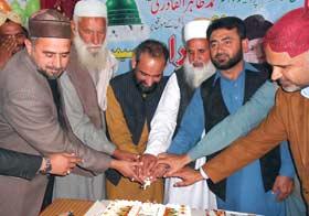 برنالہ (آزاد کشمیر): تحریک منہاج القرآن کے زیراہتمام ''سفیر امن'' سیمینار