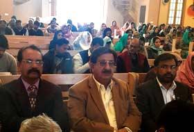 لاہور: منہاج القرآن کے وفد کی سانحہ یوحنا آباد کے لواحقین کے ساتھ اظہار تعزیت، دعائیہ تقریب میں شرکت