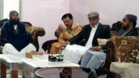 گوجرہ: نائب ناظمِ اعلیٰ رانا محمد ادریس سے پاکستان عوامی تحریک کے کارکنان کی  ملاقات