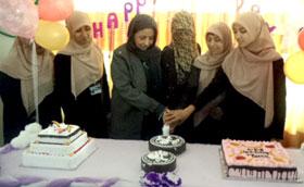 Quaid Day celebrations by Minhaj College for Women