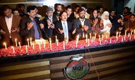 انٹرفیتھ ریلیشنز کے زیراہتمام سانحہ یوحنا آباد میں دہشت گردی کا نشانہ بننے والوں کی یاد میں دعائیہ تقریب
