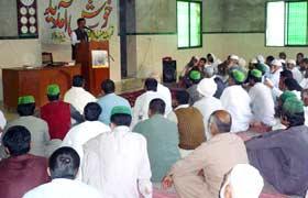 گوجرانوالہ: پاکستان عوامی تحریک کے زیراہتمام ورکرز کنونشن