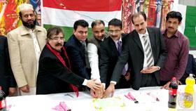 فرینکفرٹ: یوم پاکستان کی پر وقار تقریب کا انعقاد