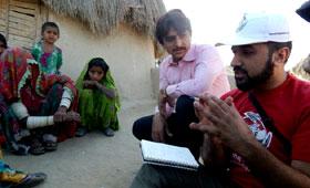 Newham Muslim aid helps drought-hit Pakistanis