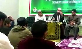 ساؤتھ افریقہ: منہاج القرآن انٹرنیشنل گاؤتنگ کے زیراہتمام حلقہ درود کا انعقاد