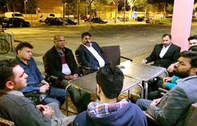 سپین: بارسلونا کے محلہ بیسوس میں پاکستان عوامی تحریک کی رابطہ مہم کا آغاز