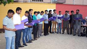 سپین: پاکستان عوامی تحریک بیسوس کے زیراہتمام تنظیم سازی کی تقریب