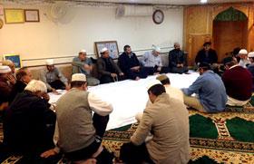 امریکہ: منہاج القرآن انٹرنیشنل نیوجرسی کے زیراہتمام ماہانہ حلقہ درود وسلام کا انعقاد