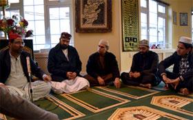 آئرلینڈ: منہاج القرآن انٹرنیشنل کے پیغام کے فروغ کے لئے جامع مسجد پورٹ یش میں اجلاس