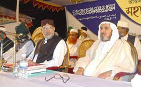 DR. Qadri visiting Bangladesh