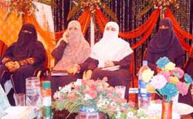 Mawlid-un-Nabi (SAW) Programme by Minhaj-ul-Quran Women League, Faisalabad, Pakistan
