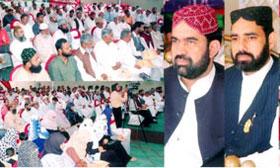 Dr. Raheeq Ahmad Abbasi, Nazim-e-Aala MQI visits Karachi