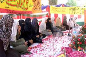 Mawlid-un-Nabi (SAW) Programme by Minhaj-ul-Quran Women League Chakwal, Pakistan