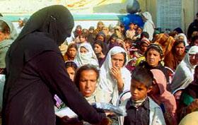 Welfare Camp (Jan 05), Islamabad
