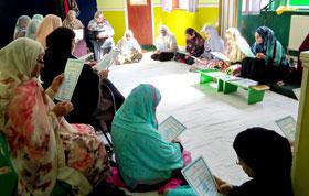 MWL Nelson holds weekly Halqa-e-Durood gatherings