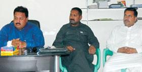 پاکستان عوامی تحریک چکوال کا اجلاس