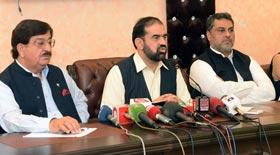 عوامی تحریک کا حکومتی جے آئی ٹی کی رپورٹ کے خلاف ملک گیر احتجاج  کا اعلان