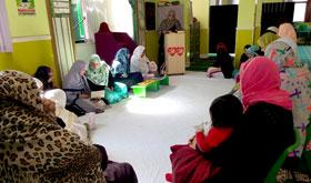 Spiritual gathering held to remember epoch of Miraj-un-Nabi (SAW)