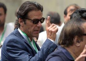 Imran Khan expresses 'shock' over Model Town JIT report