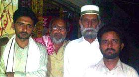 چوآسیدن: پاکستان عوامی تحریک کا اجلاس